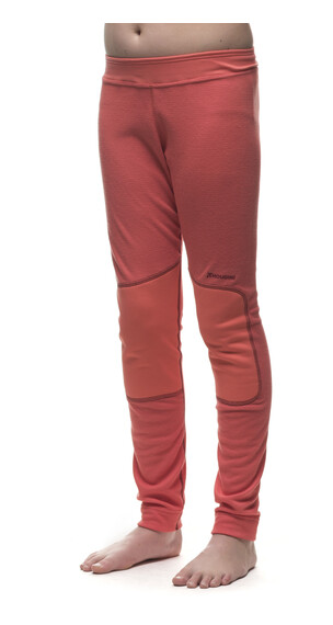 Houdini Jr Alpha Long Johns canned cherry pink